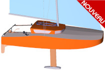 plan Mini Transat 650 en contreplaqu� �poxy