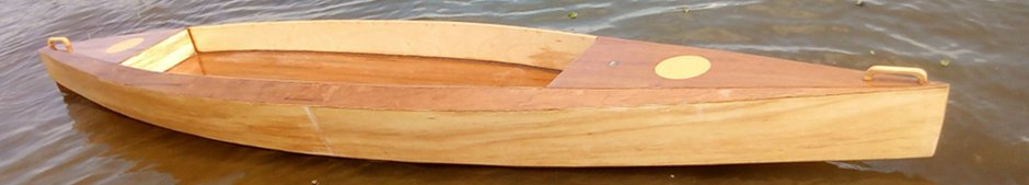 plans de kayak en contreplaque epoxy