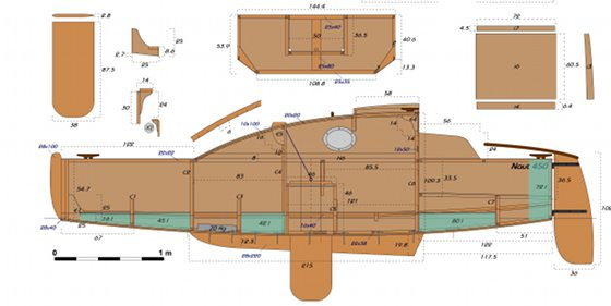 small boat plans