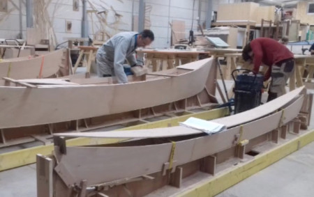 plan pirogue a balancier construction amateur